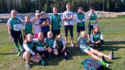 RaN Nuorten Jukola-joukkueet